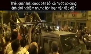 Diễn biến cuộc đảo chính Thổ Nhĩ Kỳ trong hai phút