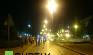 Người dân tháo chạy giữa tiếng súng trong cuộc đảo chính ở Thổ Nhĩ Kỳ