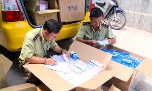 Thuốc tây lậu lớn nhất từ trước đến nay bị bắt tại Sài Gòn