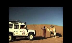 Trả giá vì tìn lời tên trộm giữa sa mạc
