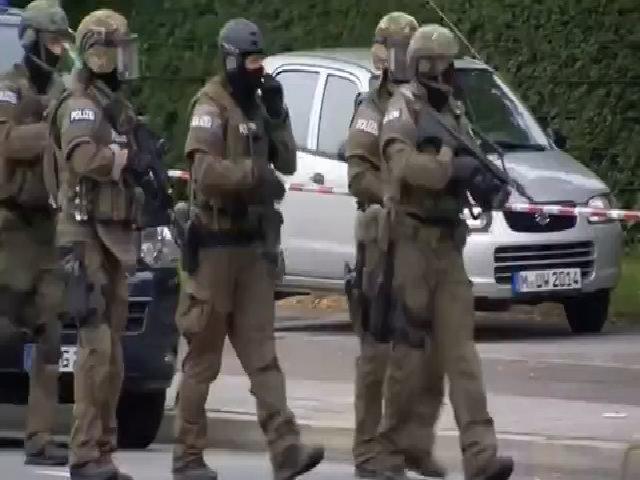 Cảnh sát Đức truy lùng nghi phạm xả súng trung tâm mua sắm