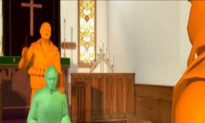 Hai phiến quân IS cứa cổ linh mục 86 tuổi ở nhà thờ Pháp