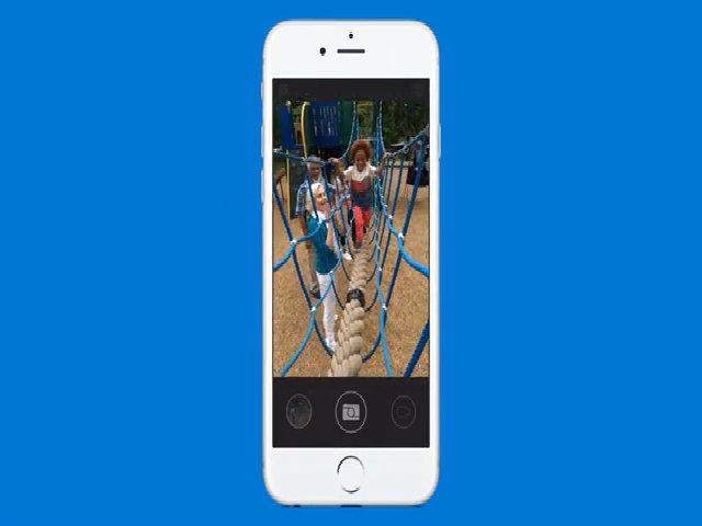 Ứng dụng Microsoft Pix cho iPhone