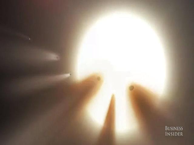 Sao bí ẩn giảm sáng đột ngột nghi do người ngoài hành tinh