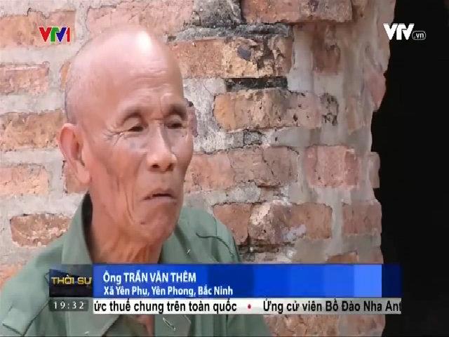 'Hai nông dân bị truy tố tội nhận hối lộ' nóng trên Vitalk