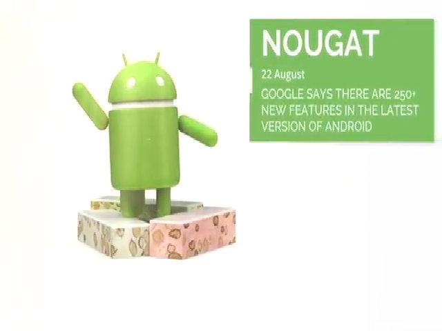 Google chính thức phát hành Android 7.0 Nougat