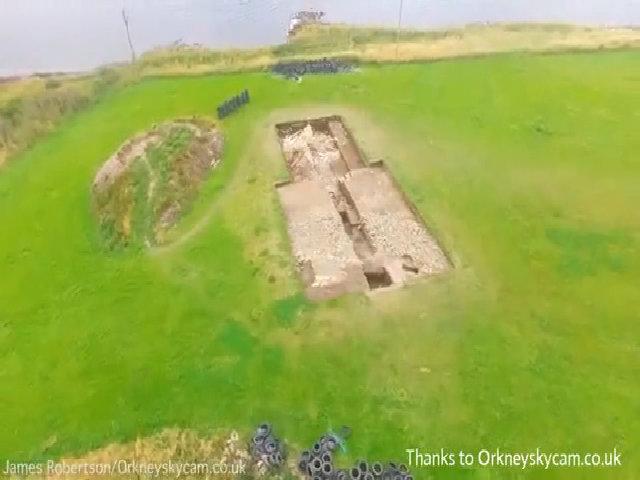 Công trình bí ẩn 5.400 tuổi vùi dưới bãi rác cổ đại