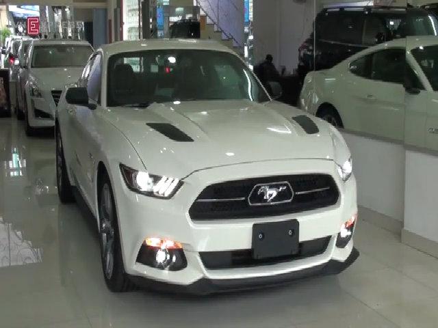 Ford Mustang GT 5.0 Limited Edition - sức mạnh cơ bắp Mỹ