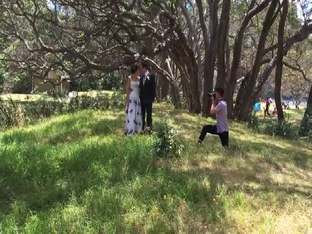 Nhiếp ảnh gia chụp hình cưới bá đạo