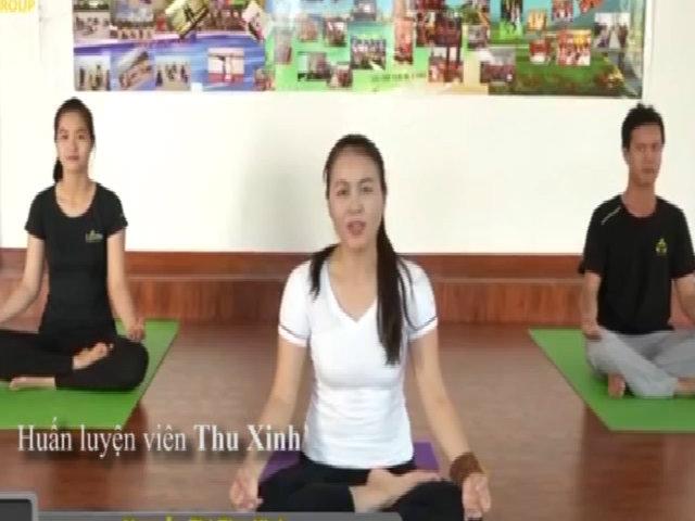 Các bước tập yoga cho người mới bắt đầu