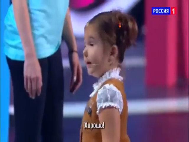 Cô bé 4 tuổi người Nga nói 7 thứ tiếng