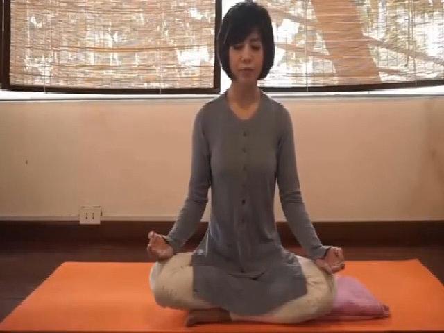 Thiền giúp giải tỏa stress