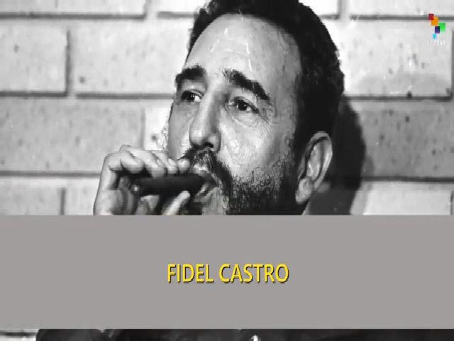 Sự nghiệp cách mạng của huyền thoại Cuba Fidel Castro