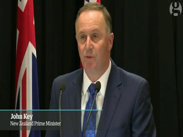 Thủ tướng New Zealand tuyên bố từ chức