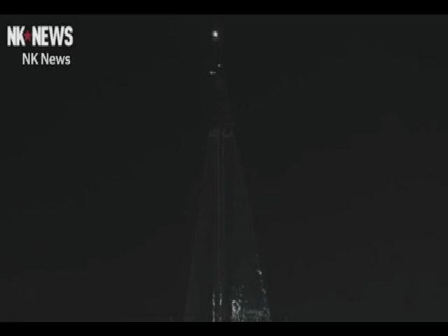 Khách sạn chọc trời ở Triều Tiên sáng đèn sau 30 năm xây dựng