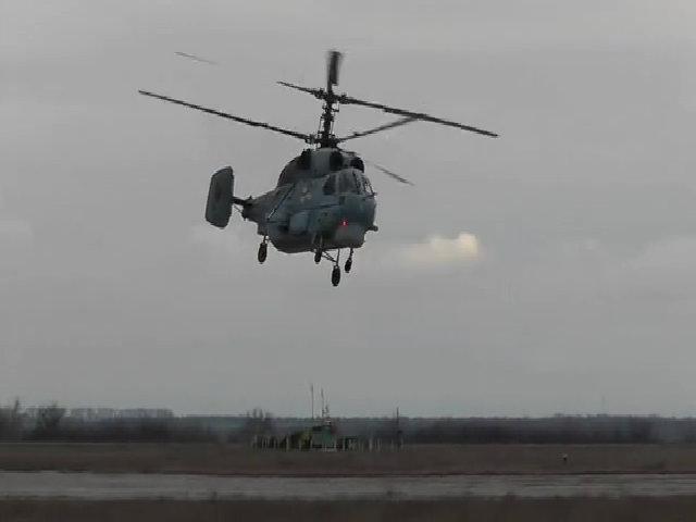 Nga xuất xưởng trực thăng 'mắt thần' Ka-27M
