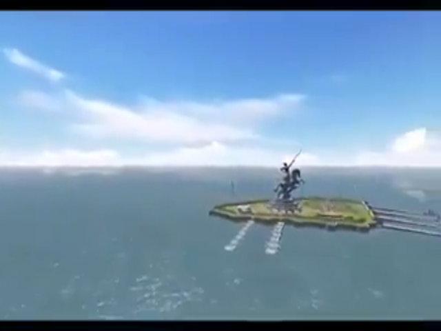 Ấn Độ chi 530 triệu USD xây tượng đài cao nhất thế giới