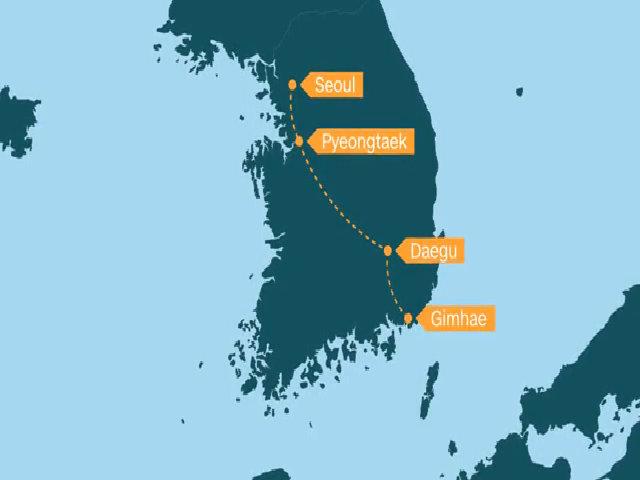 Hành trình sơ tán của quân đội Mỹ khỏi Hàn Quốc