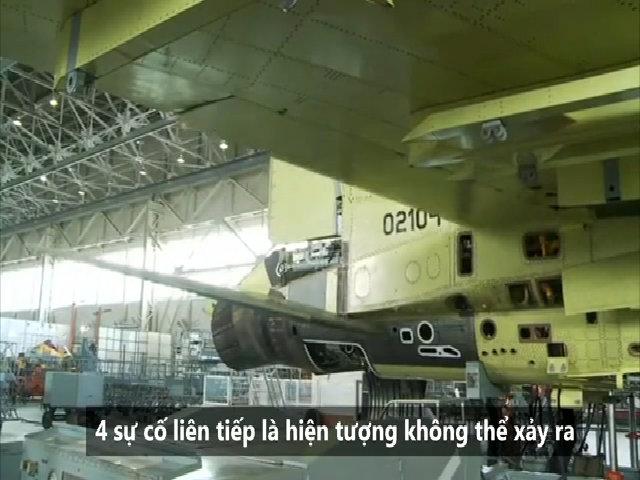 Hệ thống điều khiển 'không thể hỏng' trên tiêm kích Su-35 Nga