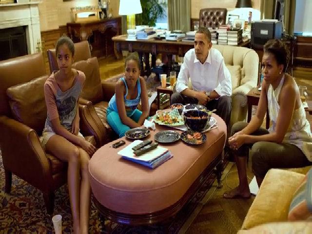 Bên trong nơi ở của gia đình Obama ở Nhà Trắng