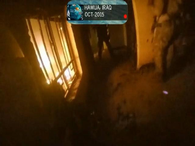 Đặc nhiệm Mỹ đột kích phiến quân IS ở Iraq