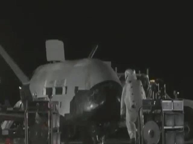 Máy bay bí ẩn của Không quân Mỹ ở 600 ngày trên quỹ đạo