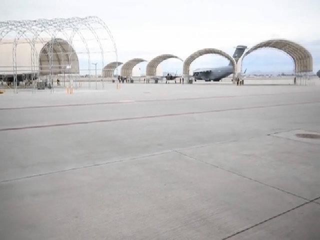 Mỹ triển khai phi đội F-35 đầu tiên tới Nhật