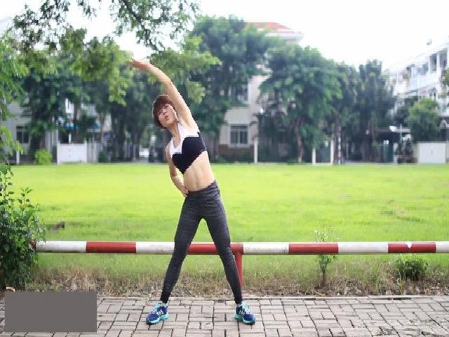 5 bài tập bụng trong tư thế đứng giúp đánh tan mỡ