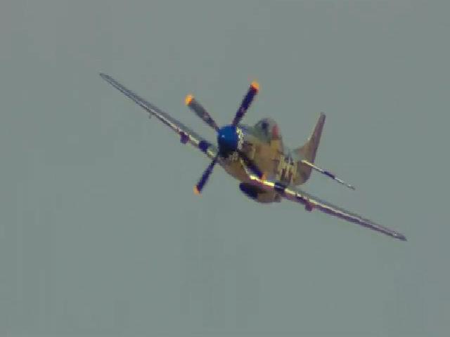 P-51 Mustang- tiêm kích tốt nhất của Mỹ trong Thế chiến II