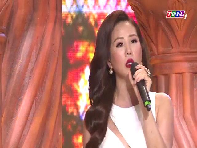 Hoa hậu thu hoài hát Bolero