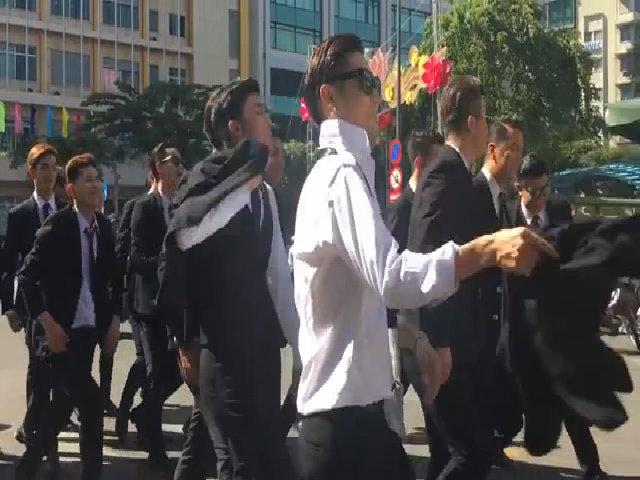 Dương Triệu Vũ khẳng định sẵn sàng bỏ tính mạng bảo vệ Đàm Vĩnh Hưng