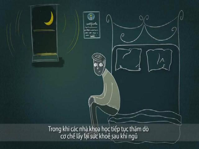 Người ngủ ít hơn 6 tiếng một đêm có nguy cơ đột quỵ cao