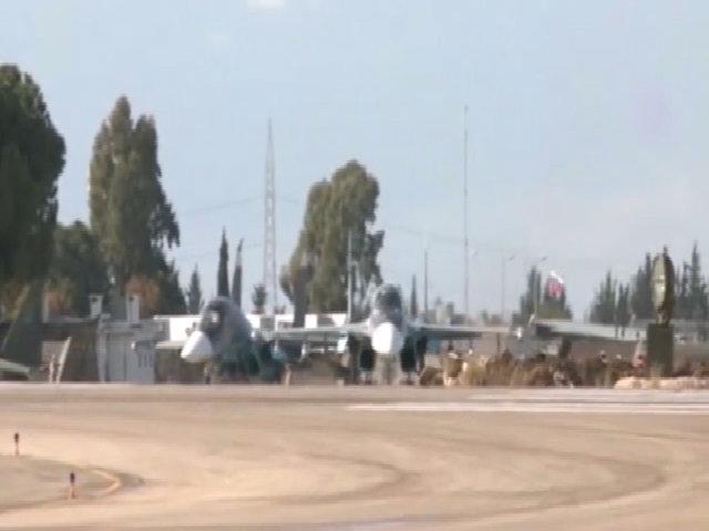 Tiêm kích Nga, Thổ Nhĩ Kỳ phối hợp không kích IS