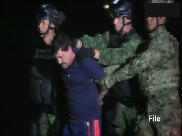 Mexico dẫn độ trùm ma túy về Mỹ trước ngày Trump nhậm chức