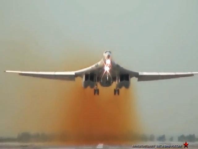 'Thiên nga trắng' Tu-160 Nga được trang bị lá chắn tên lửa