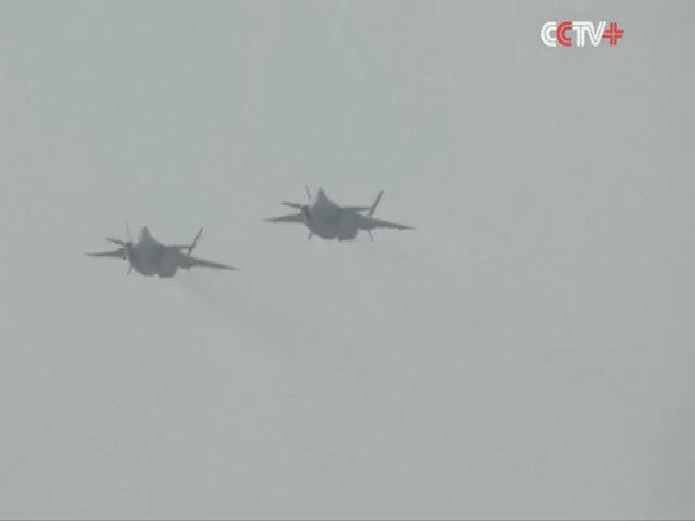 Mục tiêu thật sự của Trung Quốc với tiêm kích tàng hình J-20