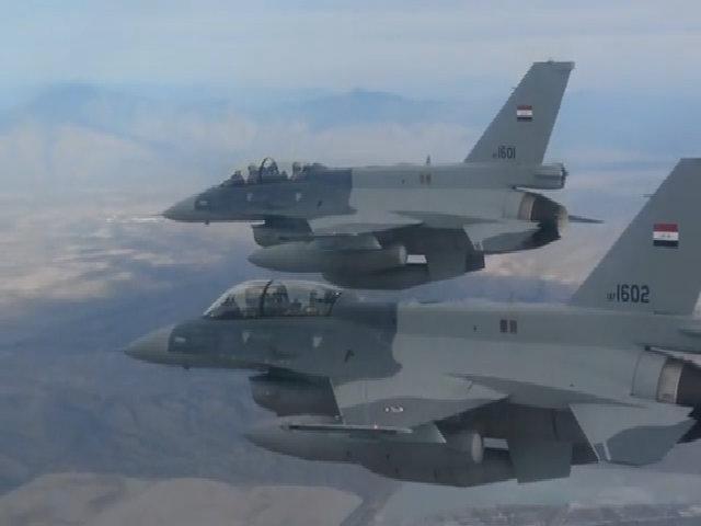 Mỹ cấp phép nhập cảnh đặc biệt cho phi công F-16 Iraq