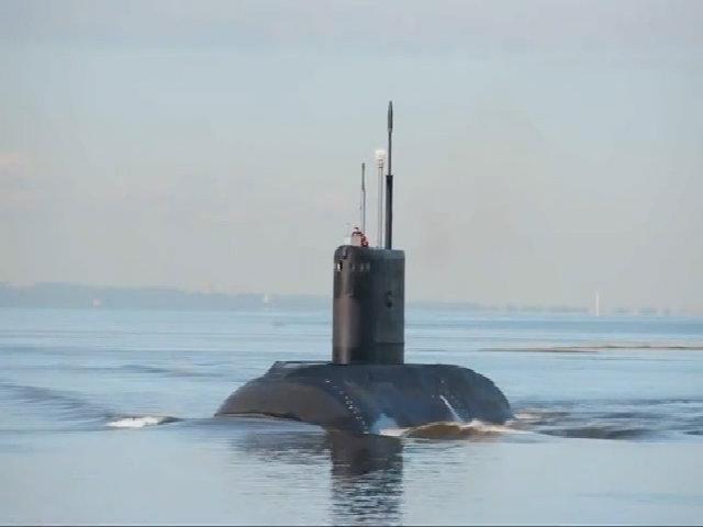 Tàu ngầm Kilo từng 'đánh chìm' tàu ngầm hạt nhân Mỹ