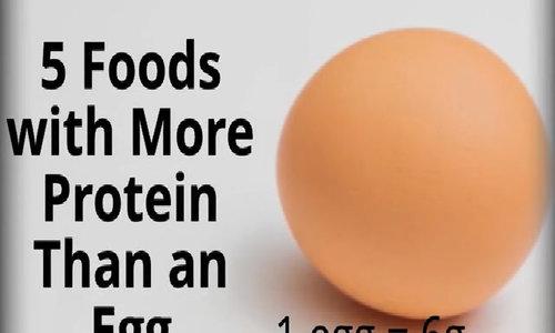 5 thực phẩm bổ dưỡng hơn trứng gà