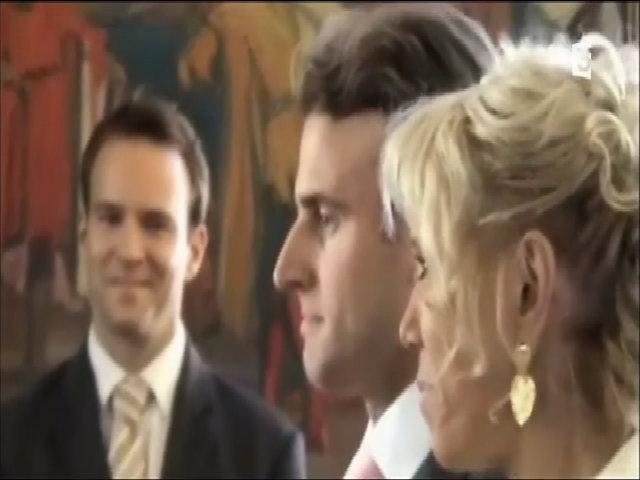 Đám cưới chính trị gia Pháp và vợ hơn 20 tuổi