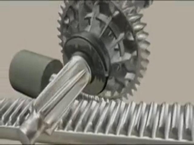 Hệ thống trợ lực lái điện