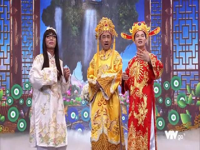 Bắc Đẩu - Nam Tào - Ngọc Hoàng hát Bolero