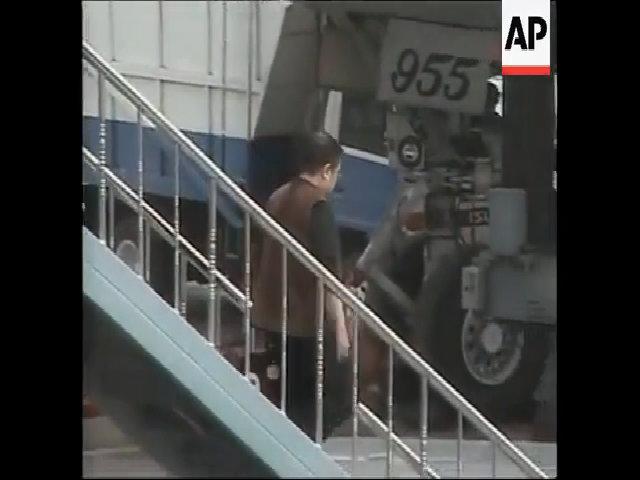 Kim Jong-nam tới Trung Quốc năm 2015