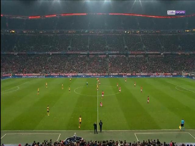 Bayern Munich 5-1 Arsenal
