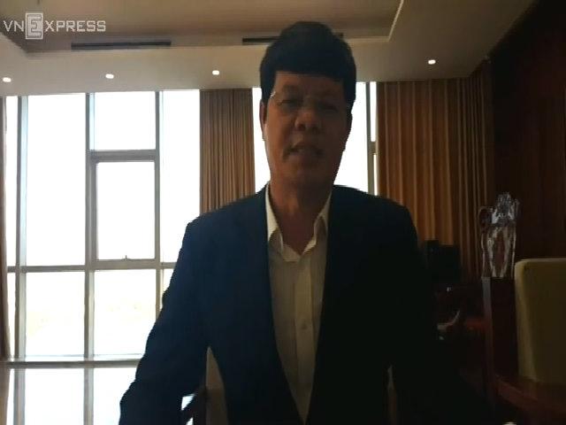 Ông Lê Xuân Đại - Phó chủ tịch tỉnh Nghệ An