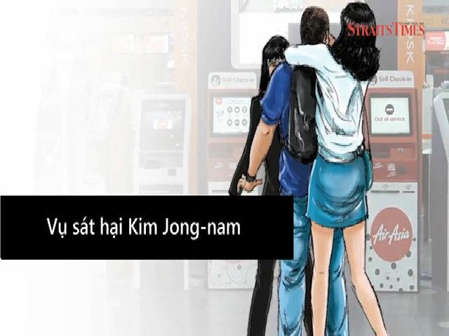 Giới chức Indonesia gặp nghi can trong vụ sát hại Kim Jong-nam