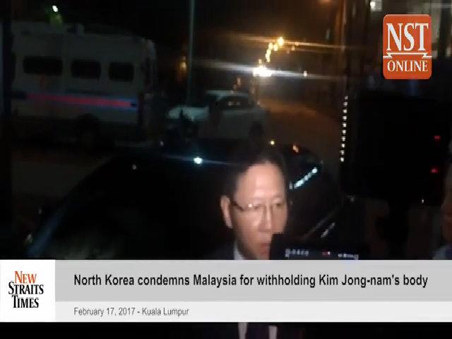 Malaysia bác cáo buộc cố tình hoãn bàn giao thi thể Kim Jong-nam