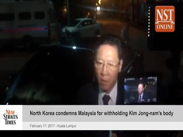 Đại sứ Triều Tiên chỉ trích Malaysia