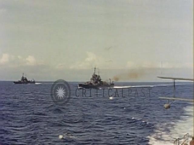 Sai lầm liên lạc của Mỹ giúp đánh chìm biên đội tàu chiến Nhật