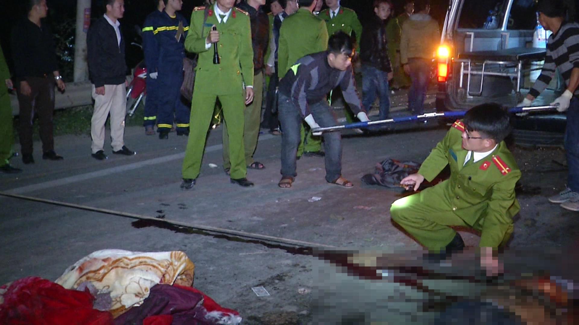 Nạn nhân vụ nổ xe ở Bắc Ninh: Mọi người chạy giẫm đạp lên nhau